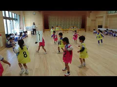 サッカーさくら幼稚園・保育園Jリーグ開幕 年長さんサッカー