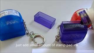 Ink Pad Tips Digi Stamp User
