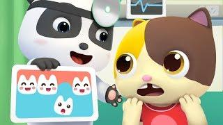 Loose Tooth Song | Police Cartoon, Doctor Cartoon | for kids | Nursery Rhymes | Kids Songs | BabyBus