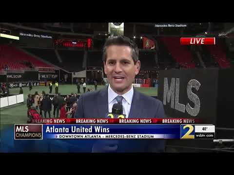 Atlanta United are MLS Champions!