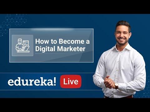 How to become a Digital Marketer | Digital Marketing Training ...