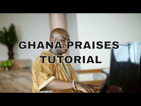 How To Play Ghanaian Praises on the Piano like a Professional ( Wobeye Kese - Ohemaa Mercy)
