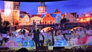 """André Rieu in Prague 2016 """"Ta naše písnička česká"""""""