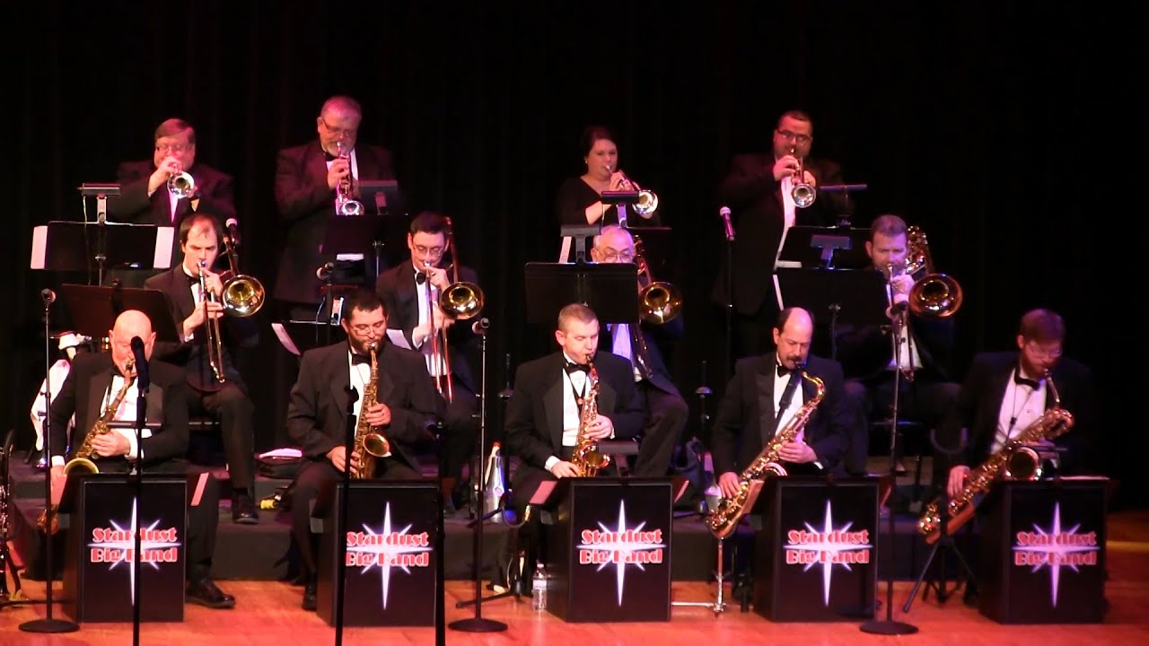 Blue Bossa - Stardust Big Band / Arkansas Jazz Orchestra
