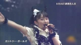 カントリー・ガールズ/VIVA!!薔薇色の人生