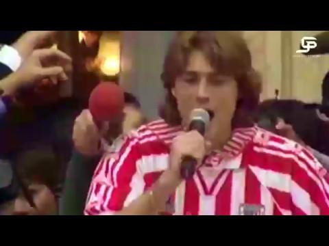 Athletic Club Sub-Campones Liga (1997/1998) (Julen Guerrero)