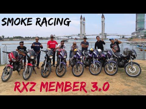 RIDE TERENGGANU   RXZ MEMBER 3.0 2019   PART 1   SMOKERACING