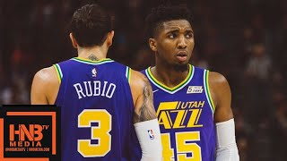 Dallas Mavericks vs Utah Jazz Full Game Highlights | 11.07.2018, NBA Season