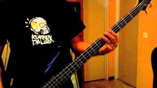 MITZI DUPREE - Bass Cover - DEEP PURPLE