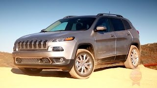 2016 Jeep Cherokee - Review And Road Test