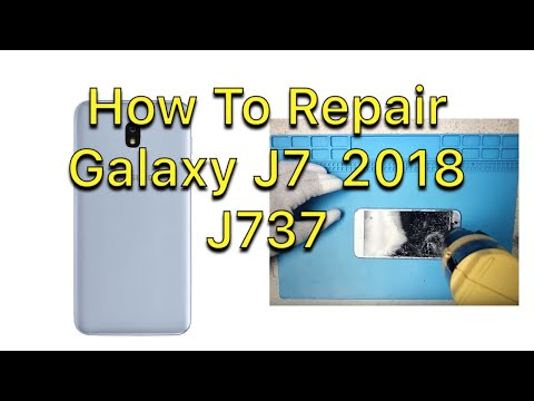 Repair Firmware Galaxy J7 2018 SM-J737P - смотреть онлайн на