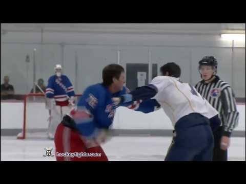Cody Beach vs Randy McNaught