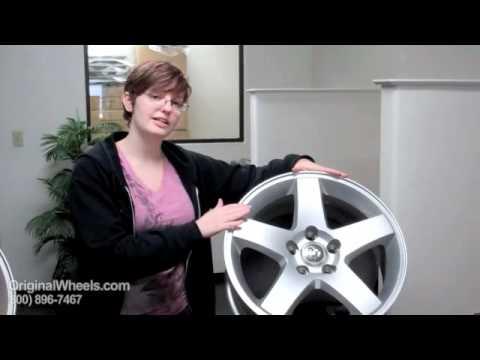 Caravan Rims & Caravan Wheels - Video of Dodge Factory, Original, OEM, stock new & used rim Co.