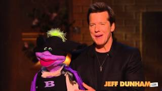Peanut Is Batnut  Minding The Monsters   JEFF DUNHAM