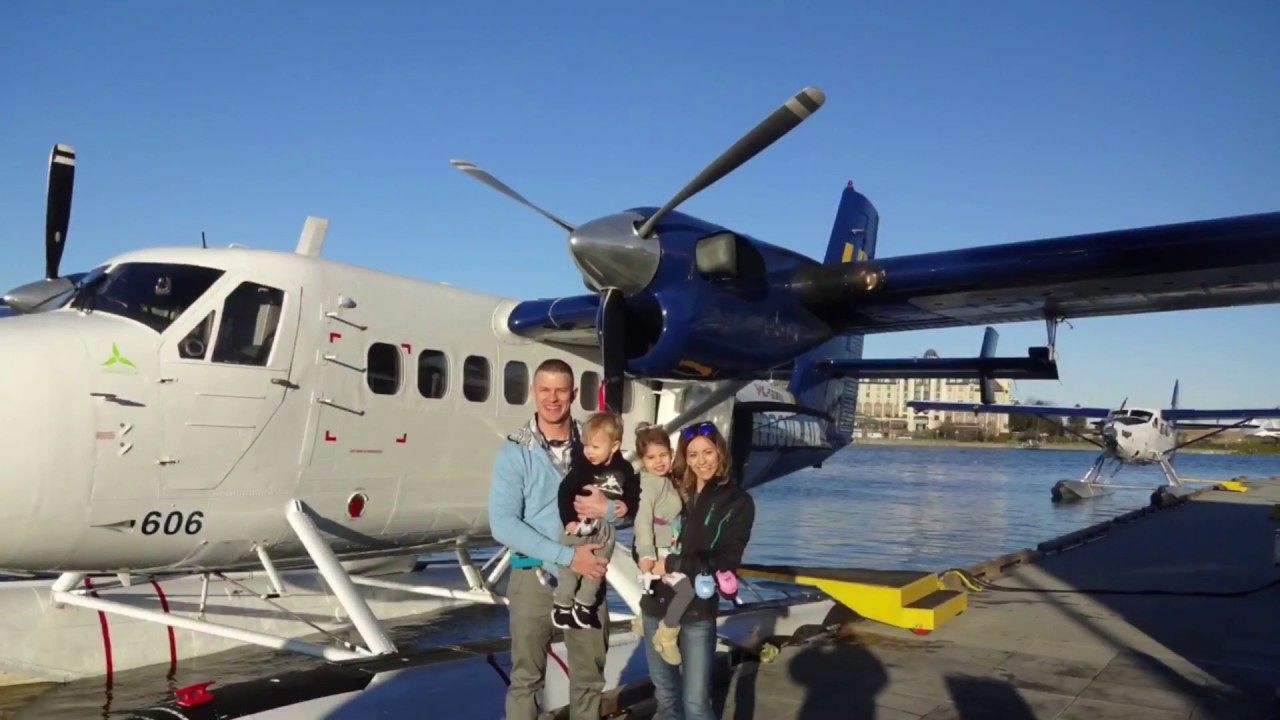 Ep03: Harbour Air Seaplane Adventure Experience & Review