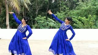 Pavizha Mazha | പവിഴമഴ | Athiran | Dance Cover | Dr Mary & Dr Reshma |