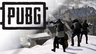 NEW PUBG WINTER MAP \\ LIVE SERVERS