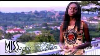 Miss World 2014 Contestant Introduction-Larissa Ngangoum from Cameroon