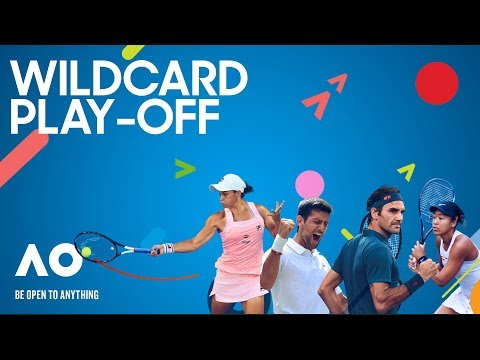 Australian Open 2020 Wildcard Play-Off Day 2 Court 7