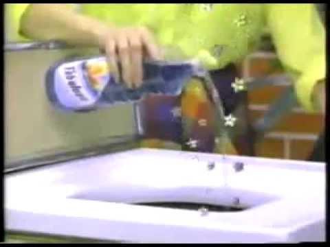 Comercial limpiador multiusos Fabuloso 1986 (México)