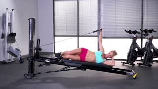 Lat Raise (Lying Side, Single Arm)