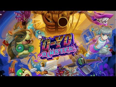 Q-YO BLASTER Gameplay Trailer thumbnail