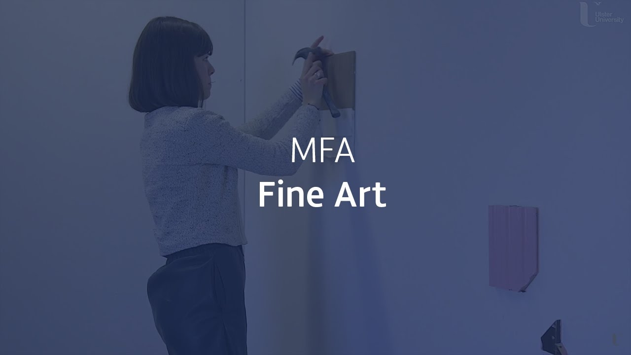 Learn more about the masters of Fine Arts