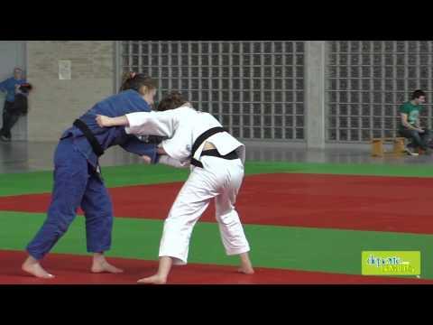 Judo Fase Sector Norte 2015 Cámara Lenta 26