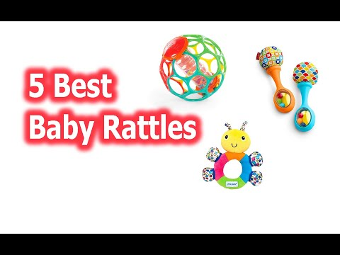 Best Baby Rattles Buy in 2020