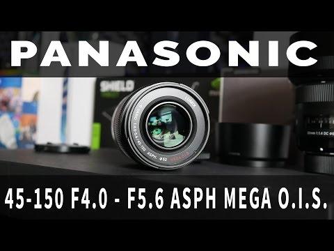 Panasonic Lumix 45-150mm Lens REVIEW f/4 – f/5.6 – Best Budget Tele Zoom? (4K)