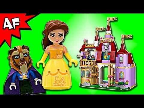 Vidéo LEGO Disney 41067 : Le château de La Belle et la Bête