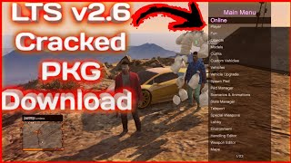 mod menu gta v ps3 pkg online - TH-Clip