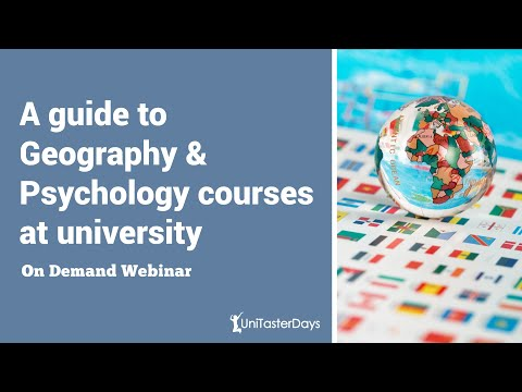 Introduction to studying Social Sciences at University (+ ... - YouTube