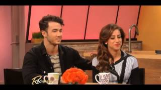 Даниель Джонас, Kevin and Dani Jonas on Rachael Ray Show [2/5/2013]