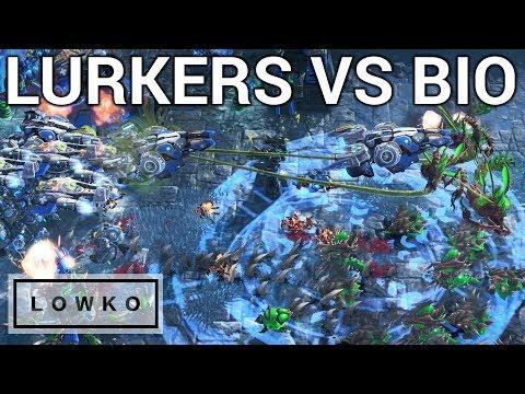 StarCraft 2: LURKERS VS BIO! (INnoVation vs Reynor)