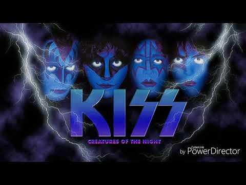 KISS: HOW THEY RECORDED CREATURES OF THE NIGHT.