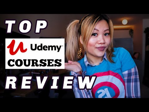 Top Udemy Courses for Web Development in 2021 - YouTube
