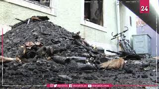 Six dead in Switzerland apartment fire