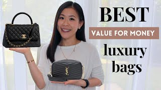The Best Value For Money Luxury Handbags Worth Buying [YSL, Dior, Chanel Hermes, Mulberry, Fendi]