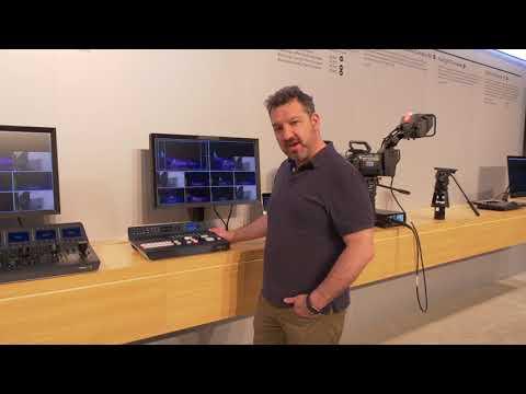 Blackmagic Design ATEM Television Studio Pro 4K @ NAB 2018
