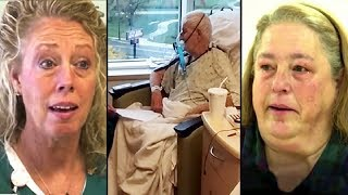 Daughter films dying father's hospice nurse, exposes her unconventional 'treatment'