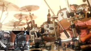 DENIS CIANI The Queen Of The Night ANGRA drum cover