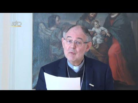 Mgr Bouilleret : « Le temps du dépouillement »