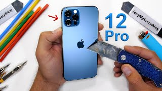 Apple iPhone 12 Pro Durability Test - Is 'Ceramic Shield' Scratchproof?