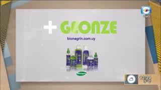 Geonze - publicidad en la Mañana en Casa