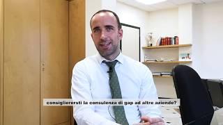 Samuele Natali, Direttore Operativo di Villa Esperia, parla del rapporto di collaborazione con Gap