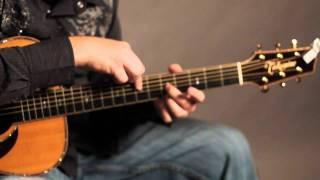 Lance Allen Acoustic Peformance