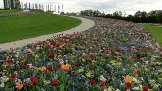 preview picture of video 'Netherlands: The Floriade in Venlo 2012 - Some impressions'