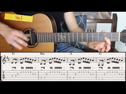 How to Play Licks Between Chords on Acoustic Guitar in 5 Steps