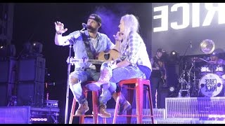 """Chase Rice serenades woman to """"Ride"""""""